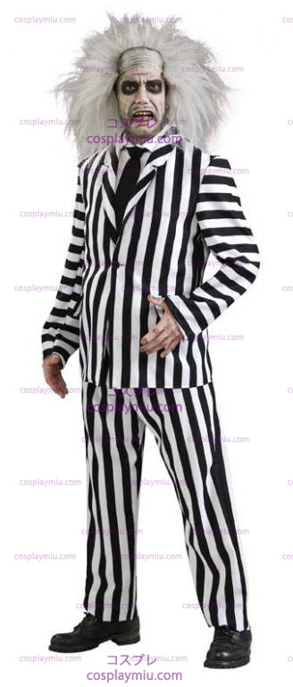 Wonderful Beetlejuice Costume