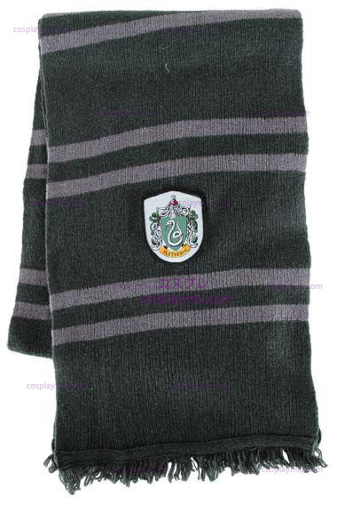 Harry Potter Slytherin Lambs Wool House Scarf