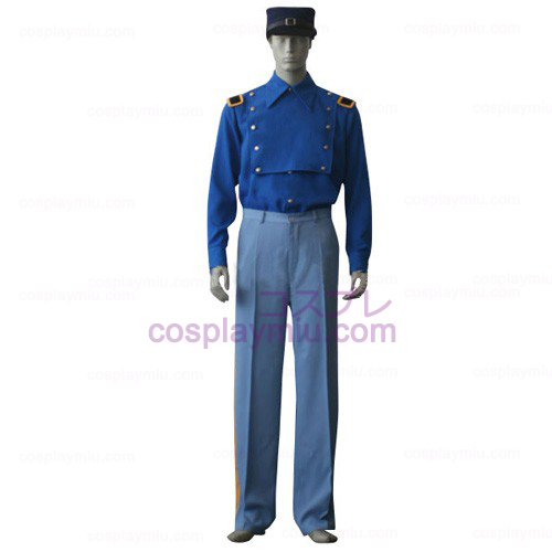 Union Infantry Blue Cosplay Costume