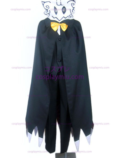 game cosplay man costume