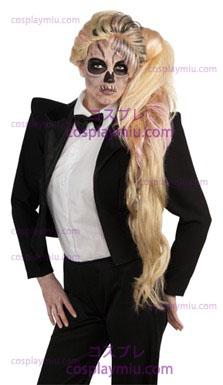 Lady Gaga Side Ponytail Wig