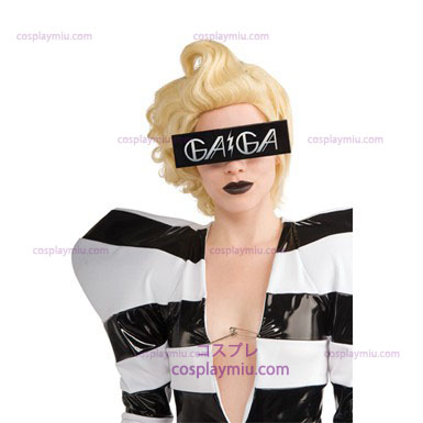 Lady Gaga Glasses - Black Print