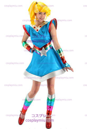 Rainbow Brite Adult Costume