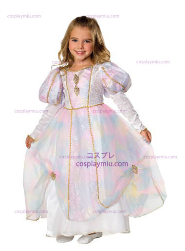 Rainbow Princess Child Costume