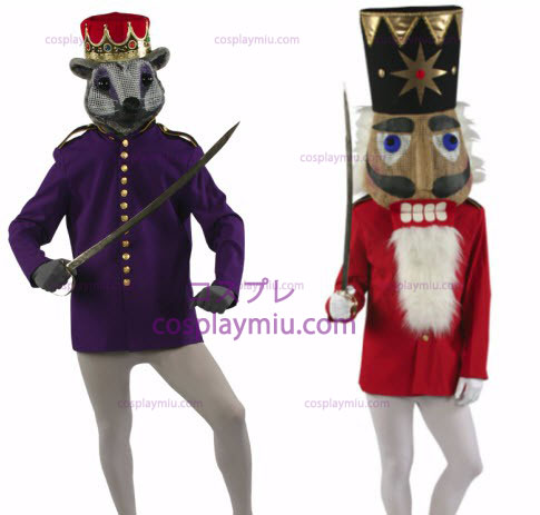 The Nutcracker Character Coat