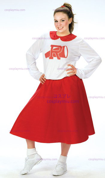 Grease Rydell Cheerleader Plus Size Costume