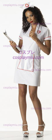 Nurse Getwell Adult Costume
