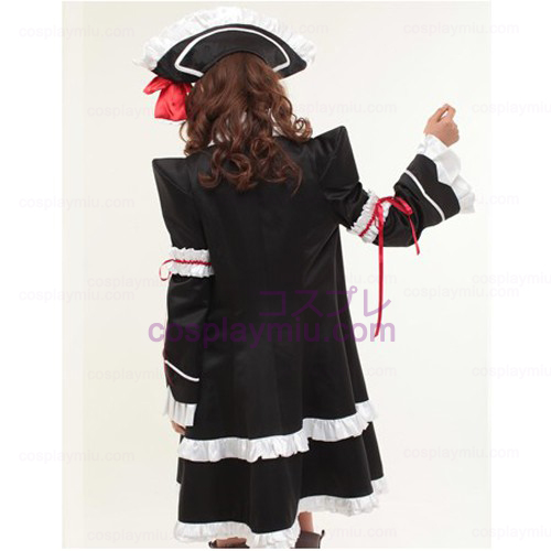 Cosplay Traje Inspirado En Tsubasa Reservoir Chronicle: Red Lily Anna Cosplay Anime Halloween Pirate Maid Costumes