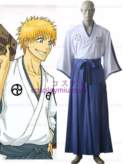 Bleach Shinigami Academy Boy Uniform Cosplay Costume