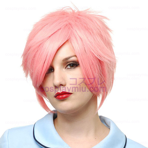 Hot Strawberry Blonde Anime Wig Adult