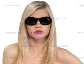 Glasses Velvitas Black