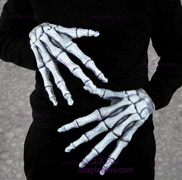 Hands, Ghostly Bones