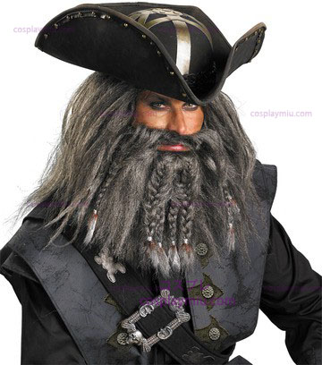 Blackbeard Facial Hair Acc Kit