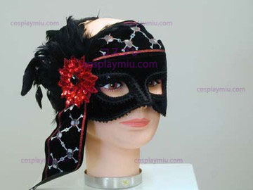 Pirate Mask With Bandana