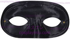 Domino Masks Black