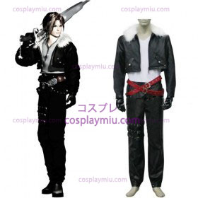 Final Fantasy Viii Squall Men Cosplay Costume