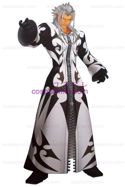 Sora Blue Cosplay Costume from Kingdom Hearts II