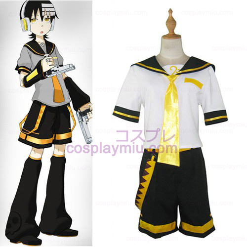 Vocaloid Group Of Sound Men's Cosplay Costume