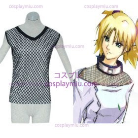 Naruto Fishnet Women's Cosplay Costume