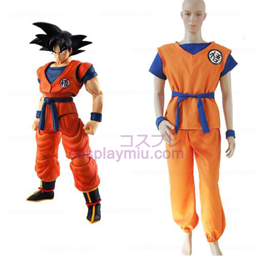 Dragon Ball Cotton Costume