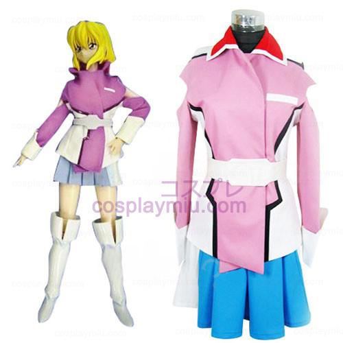 Gundam Seed Lunamaria Hawke Cosplay Costume Custom Made