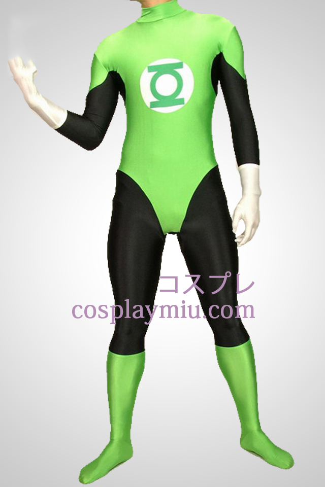Multi-Colored Lycra Spandex Unisex Catsuit